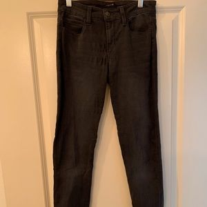 Joe's jeans grey skinny jeans